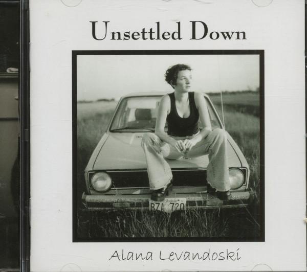 Unsettled Down (CD)
