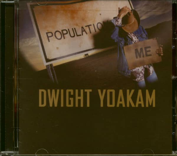 Population Me (CD)