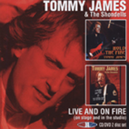 Live And On Fire (CD&DVD)
