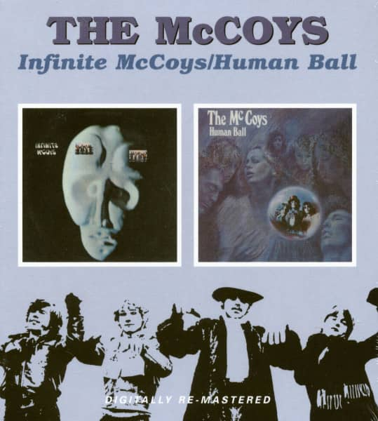 Infinite McCoys - Human Ball (CD)