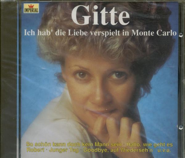 Ich hab' die Liebe verspielt in Monte Carlo (CD)