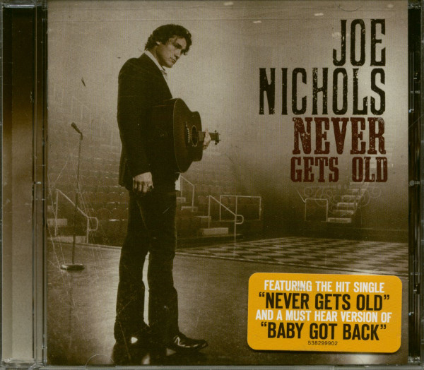 Never Gets Old (CD)
