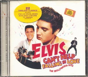 Can't Help Falling In Love - Hollywood Hits (CD, US Version 1999)