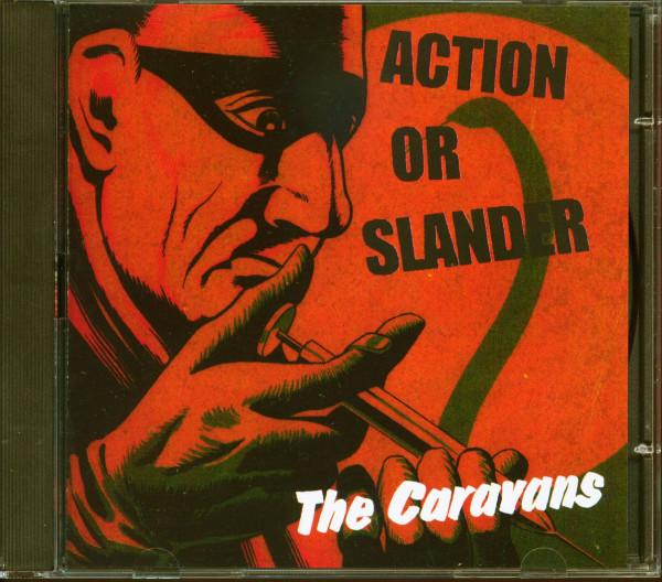 Action Or Slander (CD)