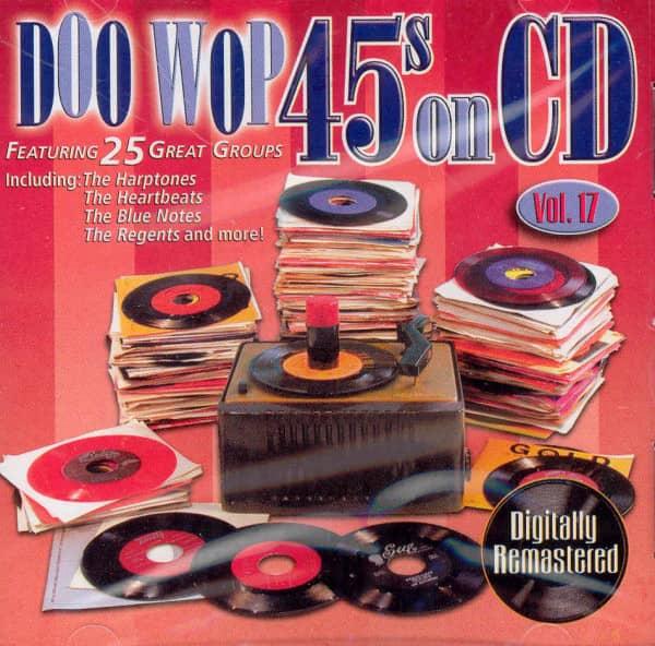 Vol.17, Doo Wop 45s On CD