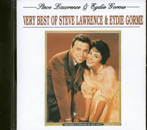 Best Of Steve Lawrence & Eydie Gorme (CD)