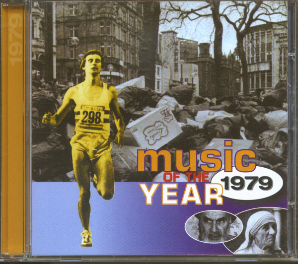 Music Of The Year - 1979 (CD)