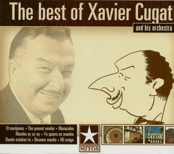 Best Of Xavier Cugat (CD)