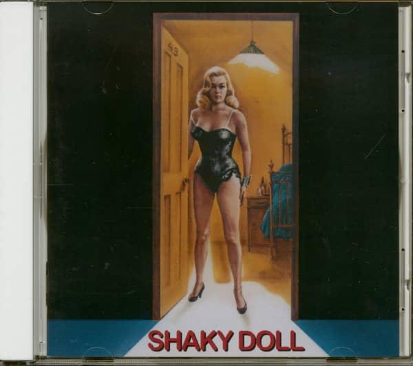 Shaky Doll (CD)