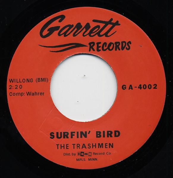 Surfin' Bird - Bird Dance Beat 7inch, 45rpm