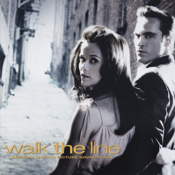 Walk The Line - Soundtrack (EU) enhanced CD