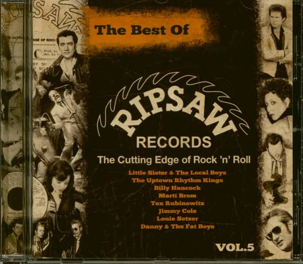 Ripsaw Records Vol.5 - The Best Of (CD)