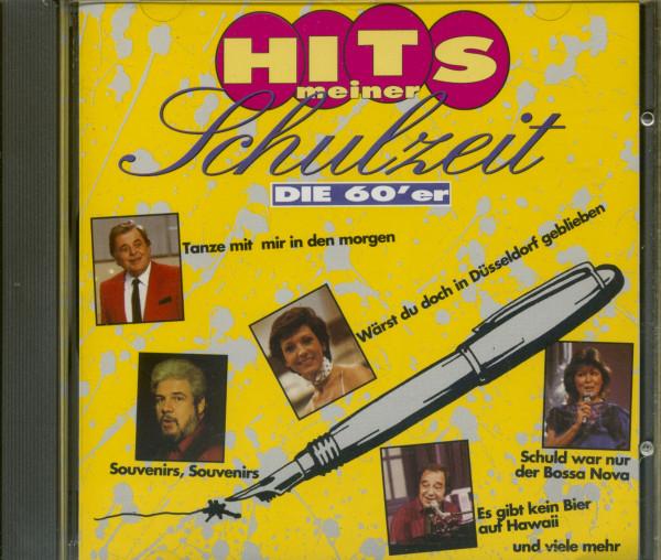 Die 60er Hits meiner Schulzeit (CD)