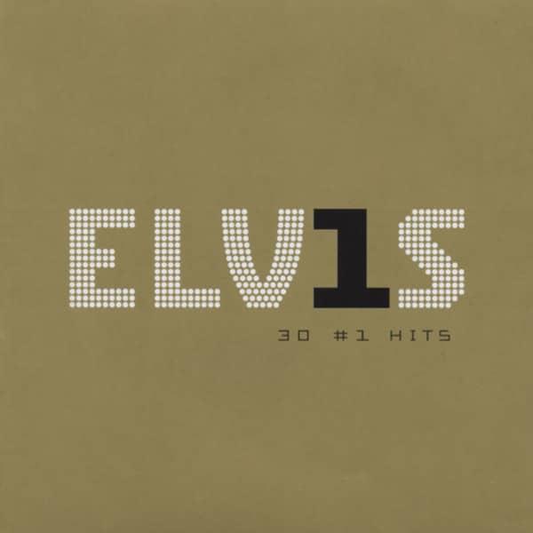 30 #1 Hits...plus (Europe Pressing)