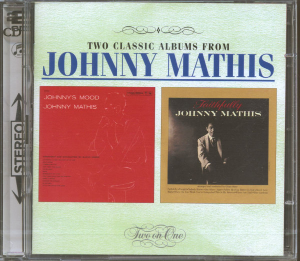 Johnny's Mood & Faithfully (2-CD)