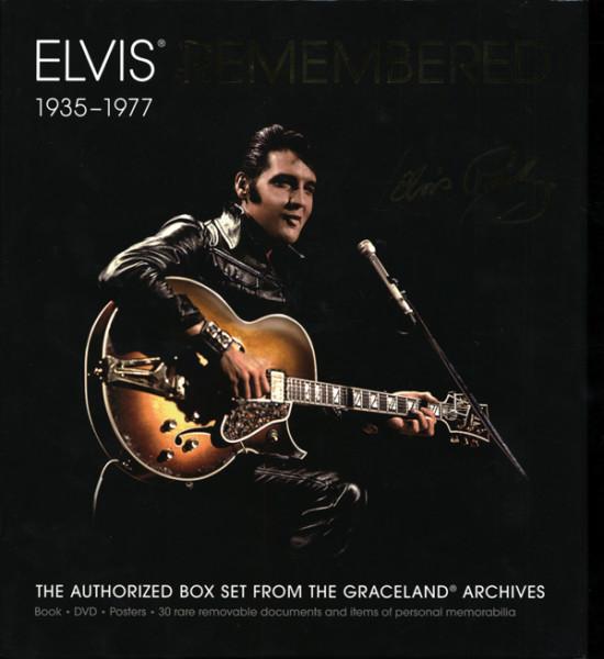 Remembered - Box Set