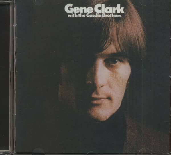Gene Clark With The Gosdin Brothers (CD)