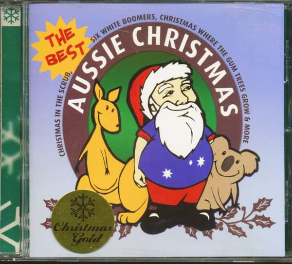 The Best Aussie Christmas (CD)