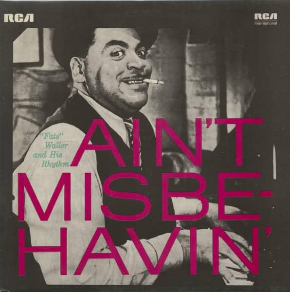 Ain't Misbehavin' (LP)