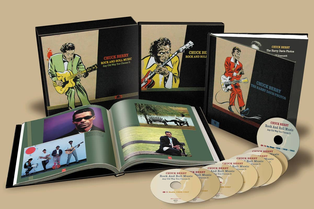 Chuck Berry Box set: Rock And Roll Music - Any Old Way You Choose It