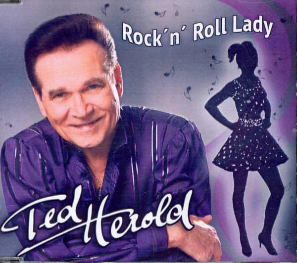 Rock'n'Roll Lady - Karaoke Version CD-Single