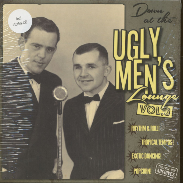 Down At The Ugly Men's Lounge, Vol.3 (LP & CD, 10inch)