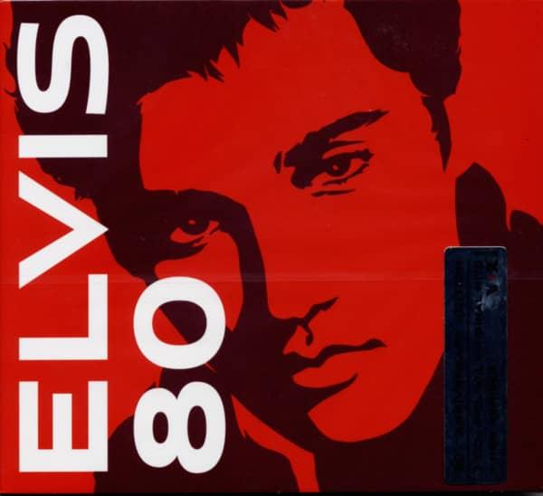 Elvis 80 (3-CD)
