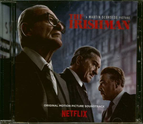 The Irishman - Original Motion Picture Soundtrack (CD)
