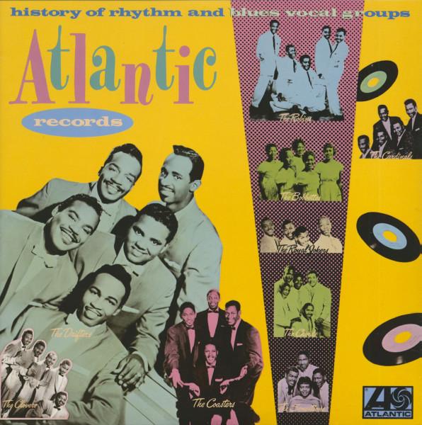 Atlantic History Of R&B Vocal Groups (LP)