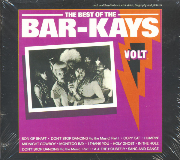 The Best Of The Bar-Kays (CD)