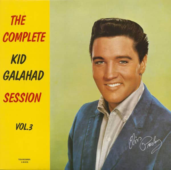 The Complete Kid Galahad Session Vol.3 (LP)