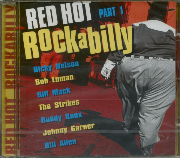 Red Hot Rockabilly Part.1 (CD)