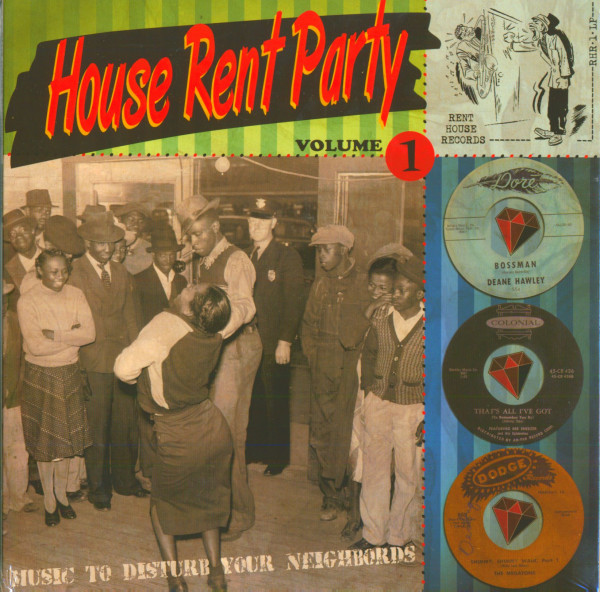 House Rent Party Vol.1