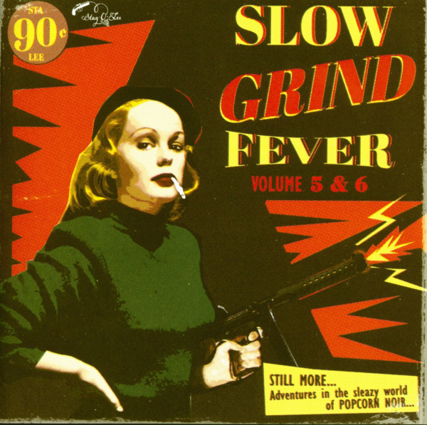 Slow Grind Fever Vol.5 & 6 (CD)