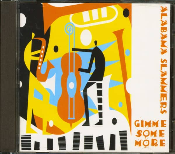 Gimme Some More (CD)