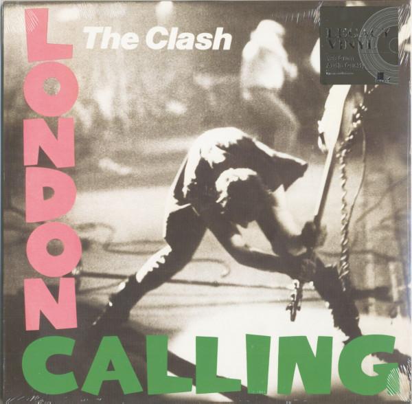 London Calling (2-LP, 180g Vinyl)
