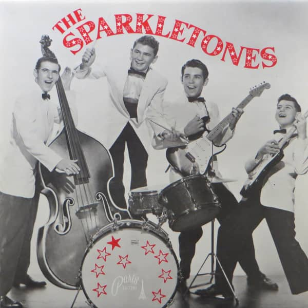 The Sparkletones - Vinyl LP