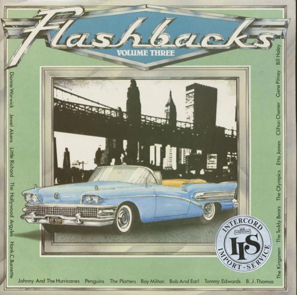 Flashbacks Vol.3 (LP)