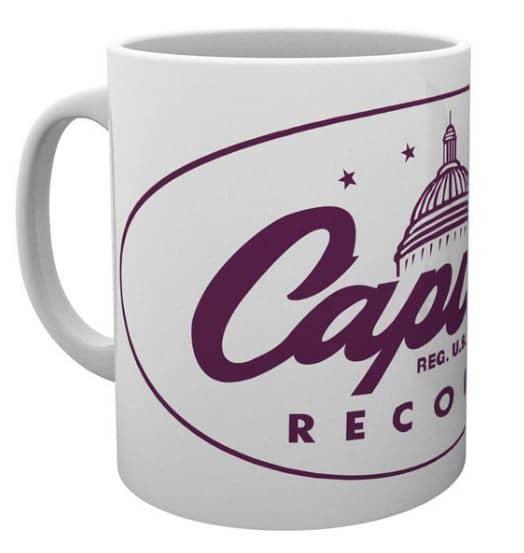 Capitol Records Mug - Kaffeetasse