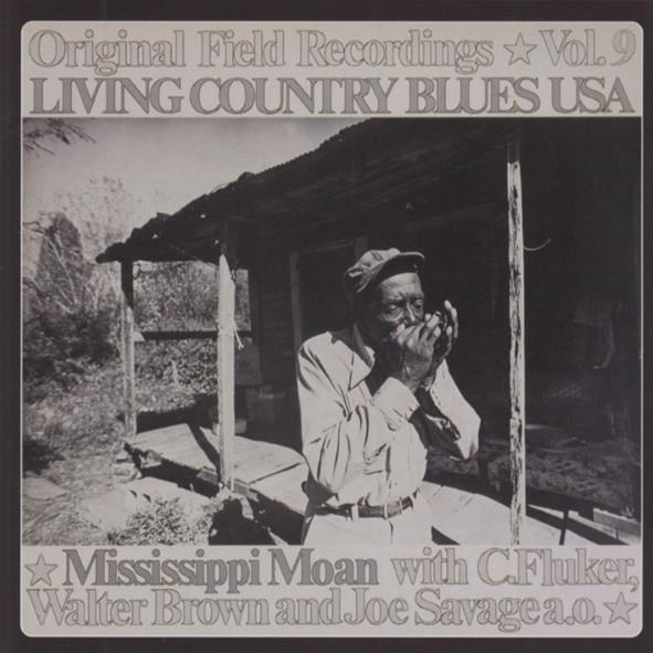Living Country Blues USA Vol.09
