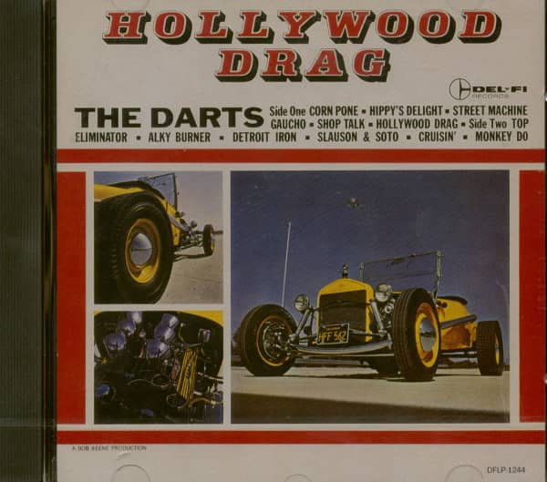 Hollywood Drag (CD)