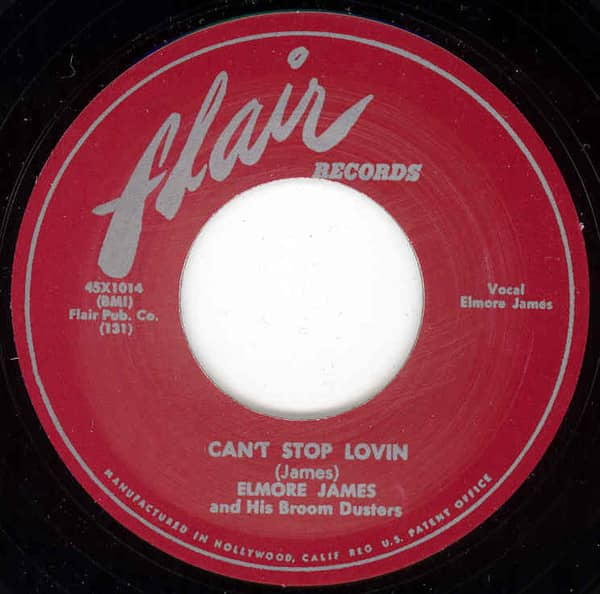 Can't Stop Lovin' b-w Make A Little Love 7inch, 45rpm