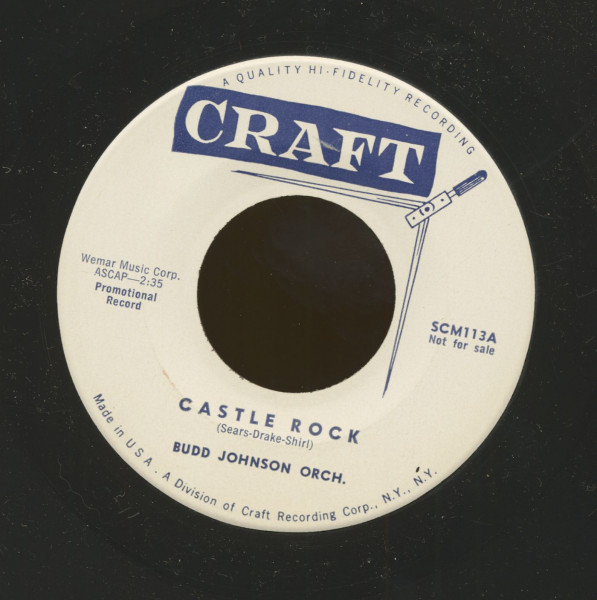 Castle Rock - It Had To Be You (7inch, 45rpm)