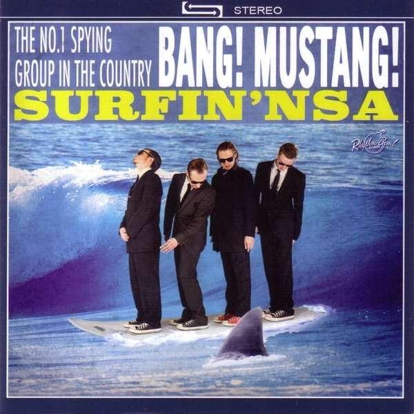 Surfin' NSA (LP)