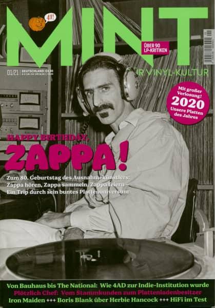 Mint Magazin #41, 01/21