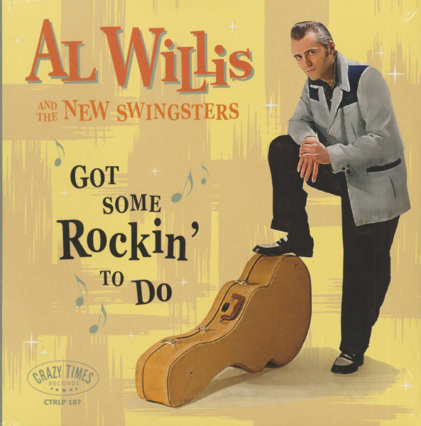 Got Some Rockin' To Do (LP)