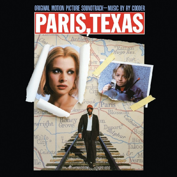 Paris, Texas - Soundtrack (LP, 180g Vinyl)