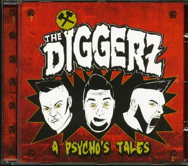 A Psycho's Tales (CD)