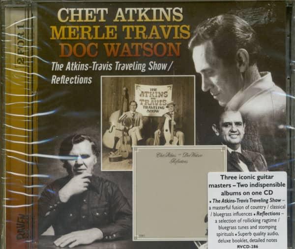 Atkins-Travis Traveling Show &ampamp; Reflectios