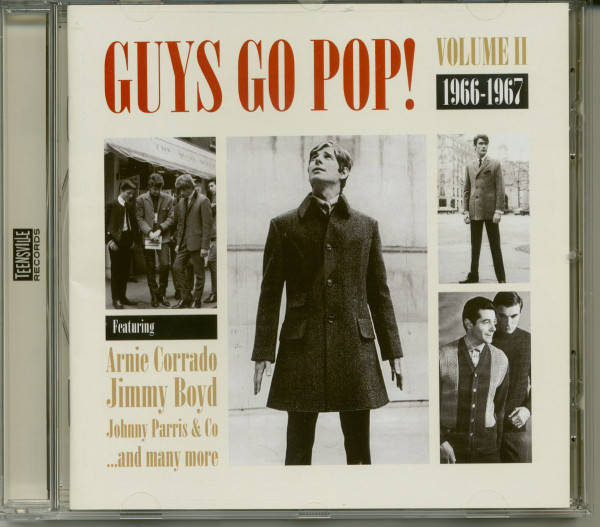 Guys Go Pop! Vol.II 1966-67 (CD)